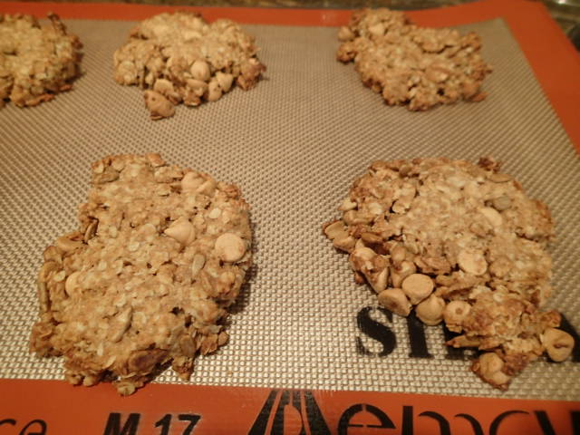 Peanut Butter Treats (Wholesome Goodness) Baked